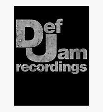 Def Jam Recordings Photographic Print