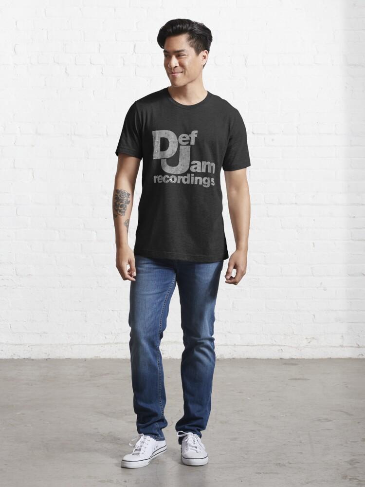 Alternate view of  Def Jam Recordings Essential T-Shirt