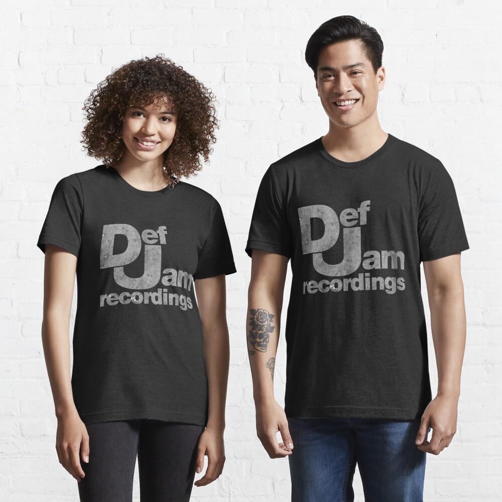 Def Jam Recordings Essential T-Shirt