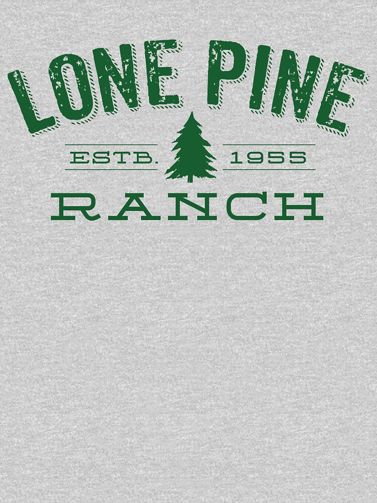 Lone Pine Ranch by Mindspark1