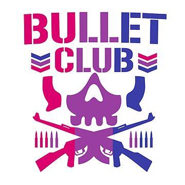 Bi Pride Bullet Club by bjolfr