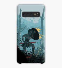 Funda/vinilo para Samsung Galaxy Tierra de nadie