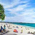 Holidays at Noosa by gillsart