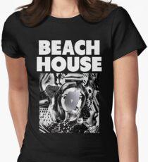 Beach House 7 Women's Fitted T-Shirt
