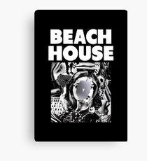 Beach House 7 Canvas Print