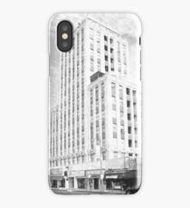 Wilshire Professional Building, Los Angeles iPhone Case/Skin