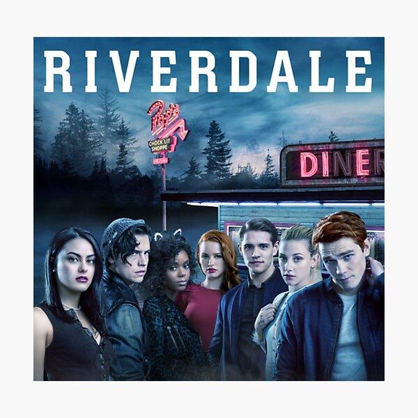 Riverdale Season 2 Cover Photographic Print