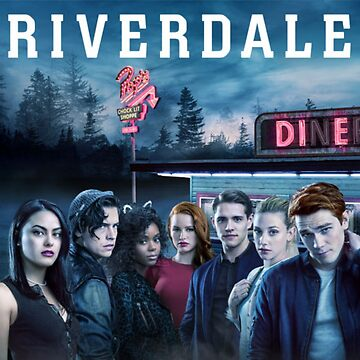 Riverdale Season 2 Cover by ZimBaby916