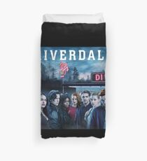 Riverdale Season 2 Cover Duvet Cover
