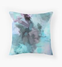 Misted Moments Throw Pillow