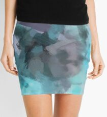 Misted Moments Mini Skirt