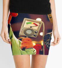 Bunsen and Beaker Mini Skirt