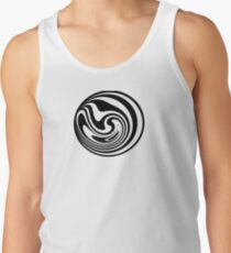 Happy people icon - Spinning circle house DJ Vol. 2 Tank Top