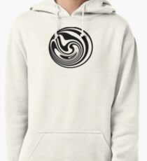 Happy people icon - Spinning circle house DJ Vol. 2 Pullover Hoodie