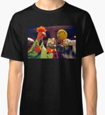 Bunsen and Beaker Classic T-Shirt