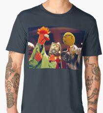 Bunsen and Beaker Men's Premium T-Shirt