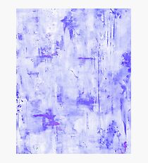 Lost in Lavender Photographic Print