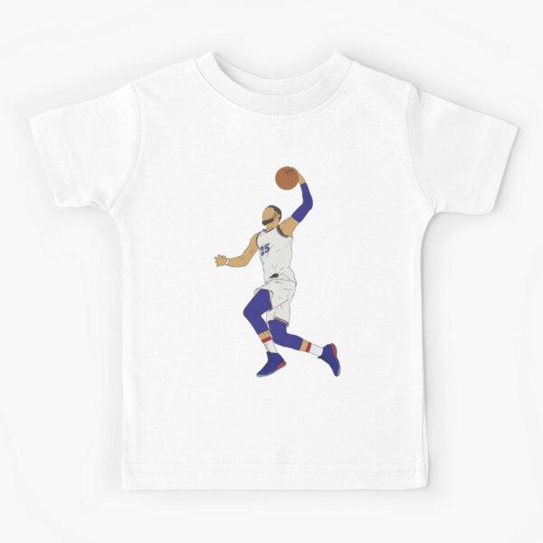 Ben Simmons Slam Dunk Camiseta para niños