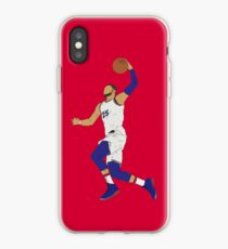 Ben Simmons Slam Dunk iPhone Case
