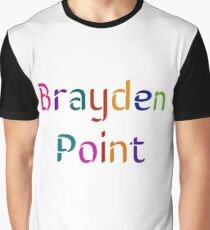 Brayden Point Graphic T-Shirt