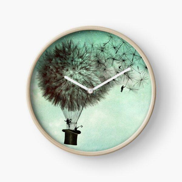 The business men's goodbye Clock