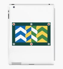 County Flag of Cumbria, England iPad Case/Skin