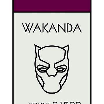 The Kingdom Property Card by huckblade
