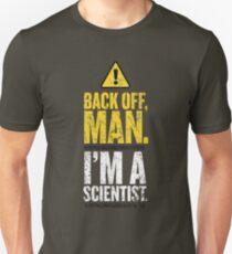 BACK OFF MAN. Unisex T-Shirt