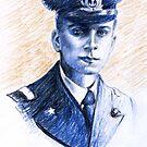 Callisto Cosulich portrait by Francesca Romana Brogani