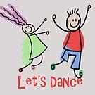 Let's Dance by David Dehner
