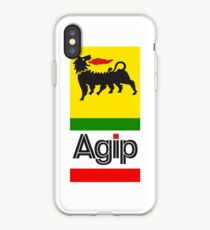 AGIP iPhone Case