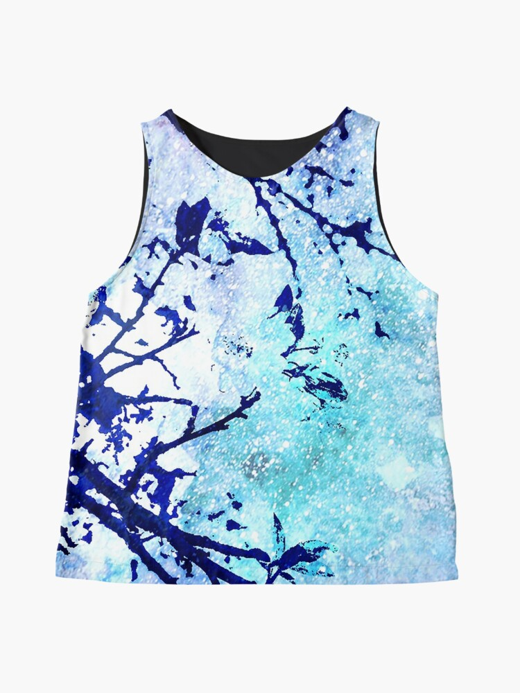 Alternate view of Morning Mist Sleeveless Top