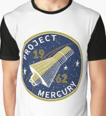 Space Project Mercury Graphic T-Shirt