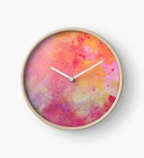 Needlework X Clock