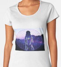 Toroidal Emanation Women's Premium T-Shirt