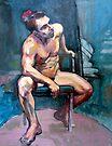 The Artist by Roz McQuillan