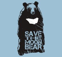 Save the Moon Bear (Bile farming makes me sick to the stomach)