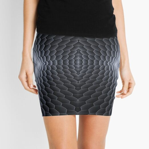 Figure, type, form,   Make, character, nature, temper, disposition Mini Skirt
