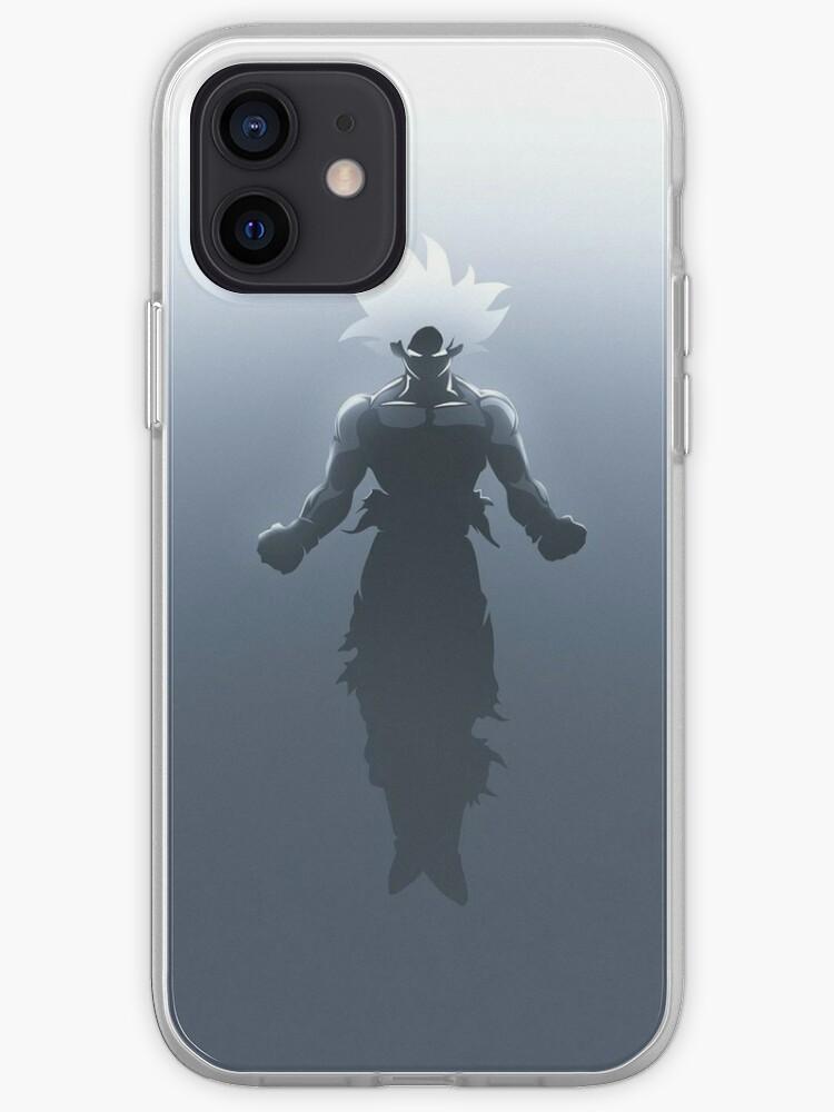 Goku maîtrisé Ultra Instinct   Coque iPhone
