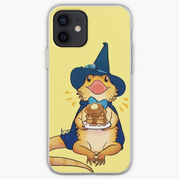 Sapphire - Bearded Dragon iPhone Soft Case