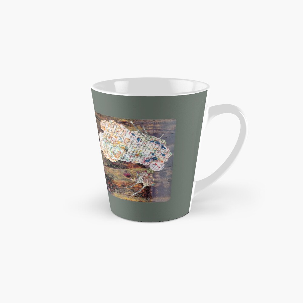 On the Run Tall Mug