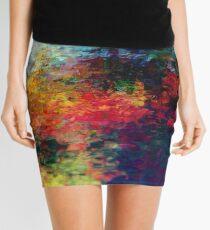 Impression Mini Skirt