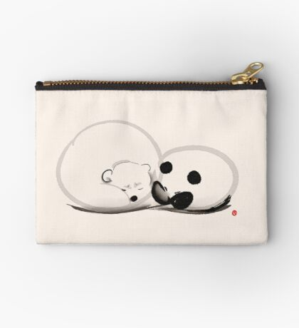Moon And You Zipper Pouch