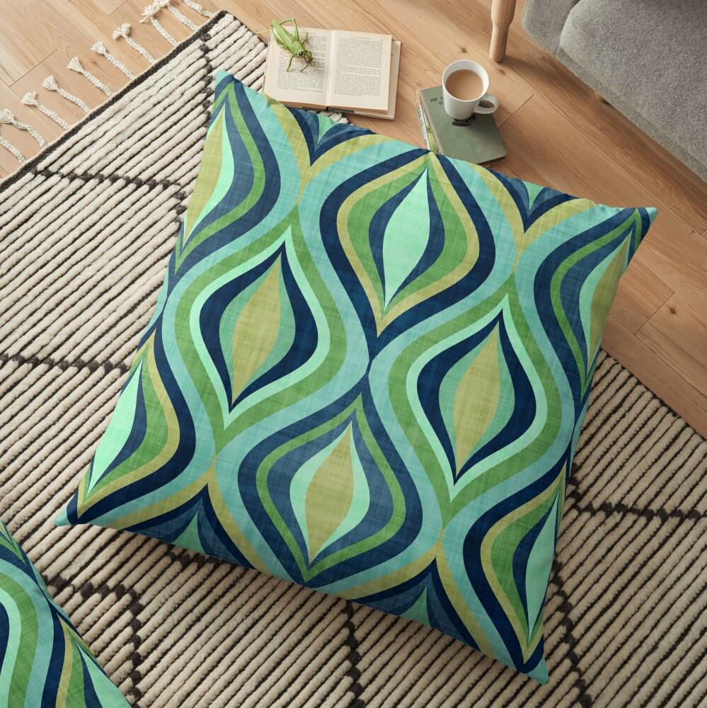 MCM 1956 Floor Pillow