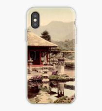 Dainichido Garden, Japan iPhone Case