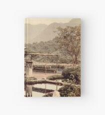 Dainichido Garden, Japan Hardcover Journal