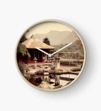 Dainichido Garden, Japan Clock