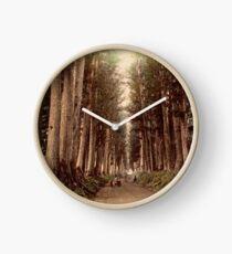 Imaichi Nikko Road, Japan Clock