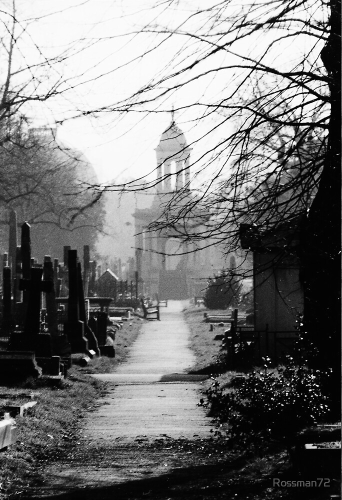 Brompton Cemetery by Rossman72