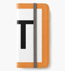 JT / 東海道線ロゴ-Tokaido Line logo- iPhone Wallet/Case/Skin